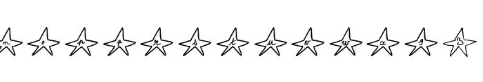 Elganoel Font LOWERCASE