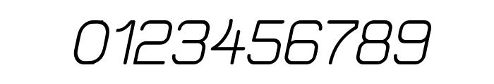 Elgethy Est Upper Bold Oblique Font OTHER CHARS