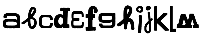 Elise Font UPPERCASE