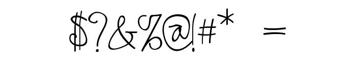 Ellephont Font OTHER CHARS