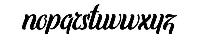 Elley Font LOWERCASE