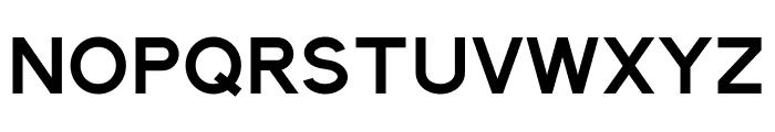 ElliotSans-Bold Font UPPERCASE