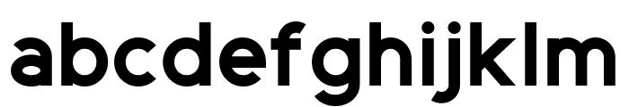 ElliotSans-Bold Font LOWERCASE