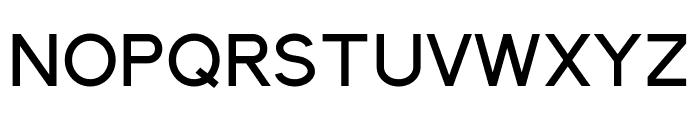 ElliotSans-Medium Font UPPERCASE