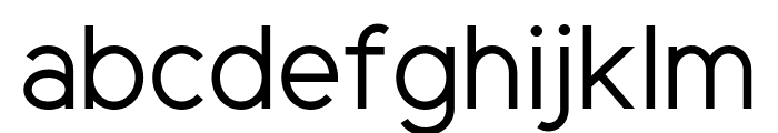 ElliotSans-Regular Font LOWERCASE