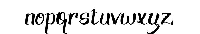 Elliot Font LOWERCASE