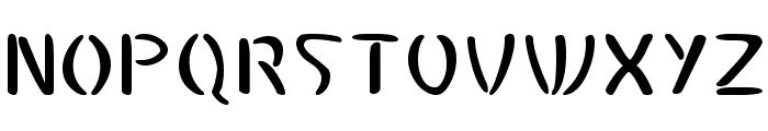 Elminster Font LOWERCASE