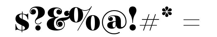 Elsie Swash Caps Black Font OTHER CHARS