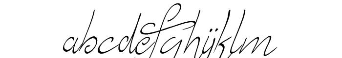 Elyse Font LOWERCASE