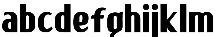 elma 02 Font LOWERCASE
