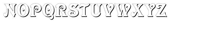 Elara Regular Font UPPERCASE