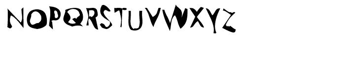 Elck Regular Font UPPERCASE