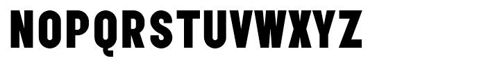 Elephant Black Font UPPERCASE