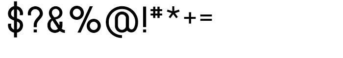 Elephant Light Font OTHER CHARS