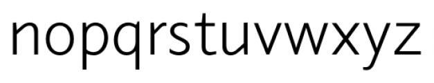 Elido Book Font LOWERCASE