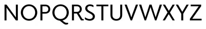 Elido Upright Italic Font UPPERCASE