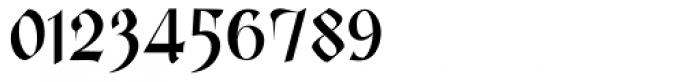 El Cid Swashed Font OTHER CHARS