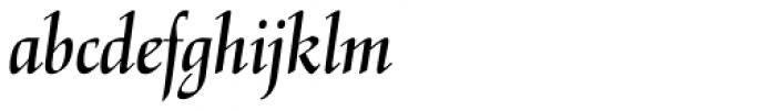 El Greco BQ Font LOWERCASE
