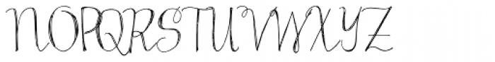 El Guapo Script Bold Font UPPERCASE