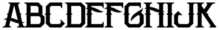 El Librador Font UPPERCASE