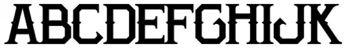 El Librador Font LOWERCASE