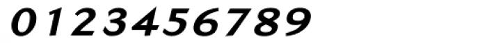 Ela Sans ExtraBold Caps Italic Font OTHER CHARS