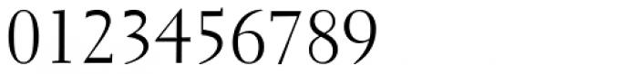 Electra Regular Font OTHER CHARS