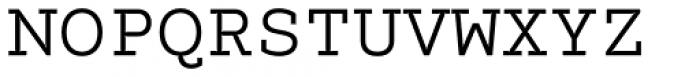 Electrica Regular Font UPPERCASE