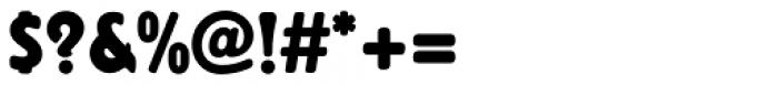 Elefont Regular Font OTHER CHARS