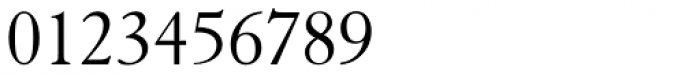 Elegant Garamond Font OTHER CHARS