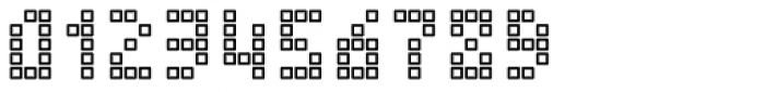 Element 15 Cells Font OTHER CHARS