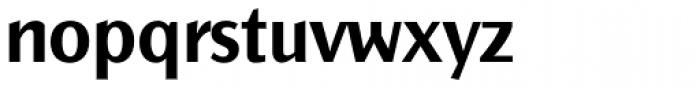 Elemental Sans Pro Bold Font LOWERCASE