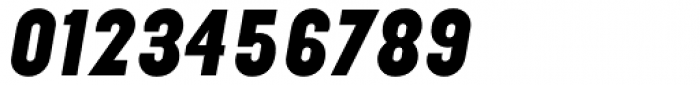 Elephant Black Oblique Font OTHER CHARS