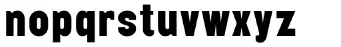Elephant Black Font LOWERCASE