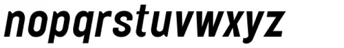 Elephant Medium Oblique Font LOWERCASE