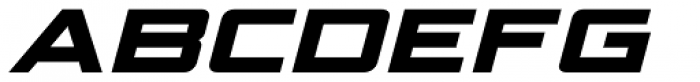Elephantmen Greater Bold Italic Font UPPERCASE