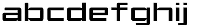 Elephantmen Greater Font LOWERCASE