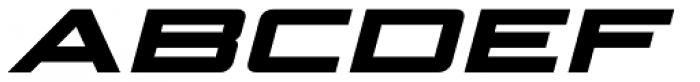 Elephantmen Greatest Bold Italic Font UPPERCASE