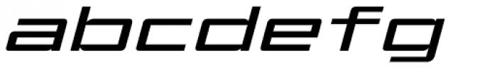 Elephantmen Greatest Italic Font LOWERCASE