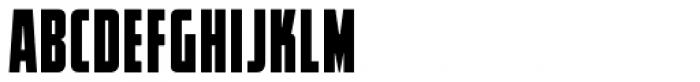 Elephantmen Tallest Bold Font UPPERCASE