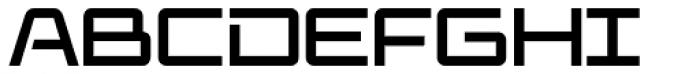 Elevon Two G Font UPPERCASE
