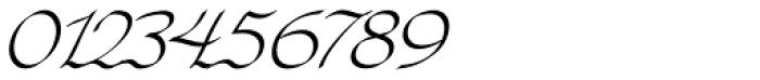 Elf EF Light Font OTHER CHARS
