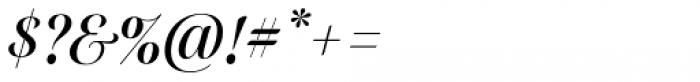 Elicit Script SemiBold Formal Font OTHER CHARS