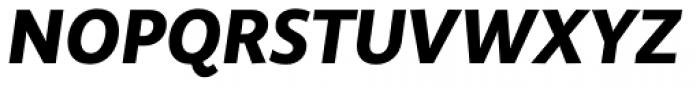 Elisar DT Bold Italic Font UPPERCASE