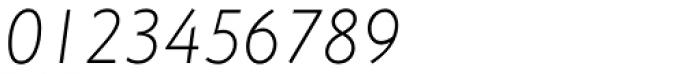 Elisar DT Infant Light Italic Font OTHER CHARS