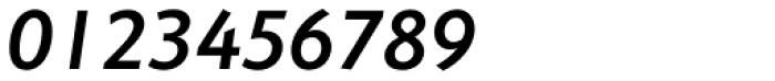 Elisar DT Infant SemiBold Italic Font OTHER CHARS