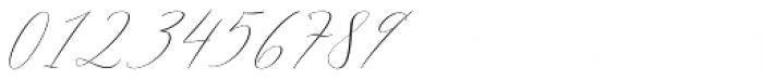 Elise Dafisa Script Font OTHER CHARS