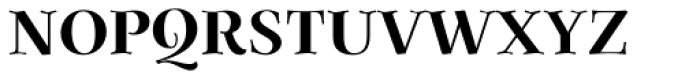 Elisetta Display SC Font LOWERCASE