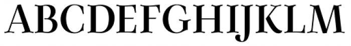 Elisetta Display Font UPPERCASE