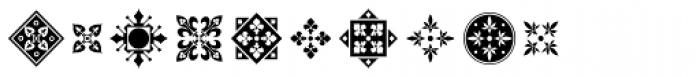 Ellaroza Font OTHER CHARS